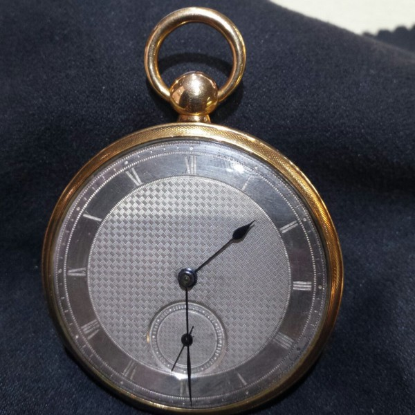 orologi da tasca usati